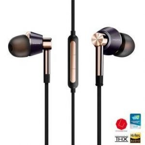 1 more triple driver auricular color oro