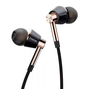 auricular intrauditivo 1 more triple driver review