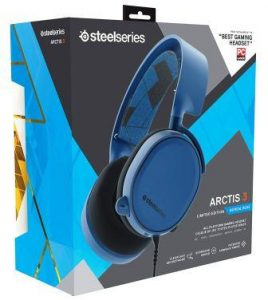 steelseries arctis 3 auriculares de diadema