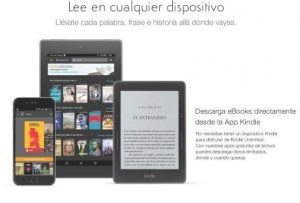 kindle unlimited amazon servicio para leer libros digitales