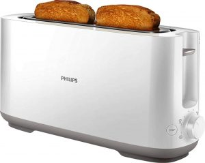 tostador philips hd2590700 con ranura larga