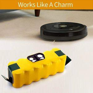 Morpilot iRobot Roomba Bateria