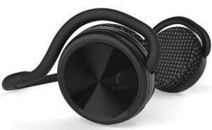 auricular para running color negro