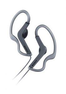 Sony MDRAS210B.Ae auricular con sujeción a la oreja