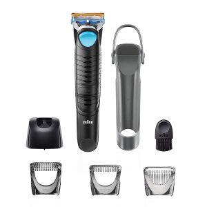 braun bg 5010 - afeitadora corporal para depilar el vello de todo el cuerpo