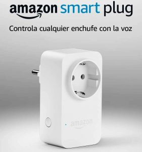 amazon smart plug compatible con alexa