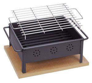 barbacoa a carbón Sauvic 02906