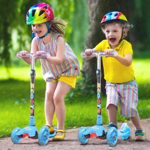 patinetes electricos para niños 8 años