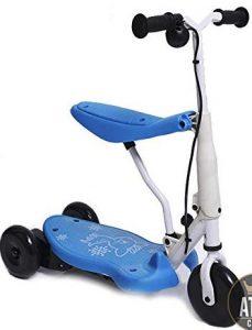 patinetes electricos para niños 5 años